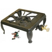 Totai Cast Iron 1 Burner Boiling Table Small