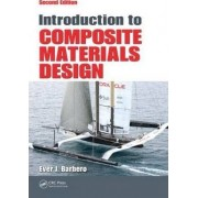 Introduction to Composite Materials Design by Ever J. Barbero
