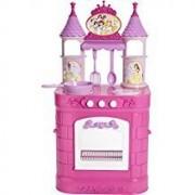 Kitchen Playset Disney Princess Magical Preschool Toys Girls Pretend Cooking Fun Play Cook & Bake Xmas Birthday Gift
