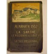 Almanach Régional De L'ouest - La Sarthe