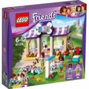 Конструктор Лего Френдс - Дневна занималня за кученца Хартлейк - LEGO Friends, 41124