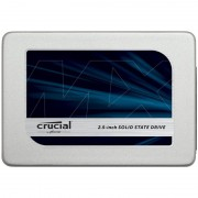 "SSD 2.5"", 275GB, Crucial MX300, 7mm with 9.5mm adapter, SATA3 (CT275MX300SSD1"