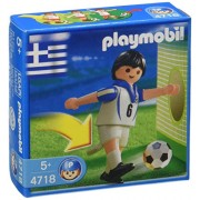 Playmobil Soccer - Player Greece (4718)