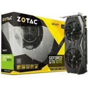Zotac ZT-P10700C-10P NVIDIA GeForce GTX 1070 8GB videokaart