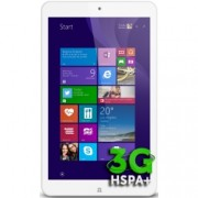 "Allview Allview Wi8G - 8"", Quad-Core 1.33GHz, 1GB RAM, 8GB, 3G, Windows 8 - alb - RS125016829"