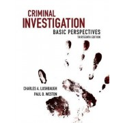 Criminal Investigation by Charles Lushbaugh