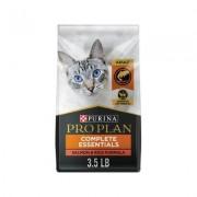 Purina Pro Plan Savor Adult Salmon & Rice Formula Dry Cat Food, 3.5-lb bag
