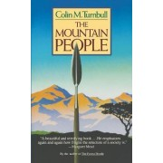 Mountain People by Colin M. Turnbull