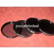 52MM ND2 ND4 ND8 ND16 ND FILTER KIT FOR NIKON D3100 D3200 D3000 D40 D60 D5000 D5100 18-55MM