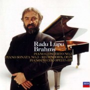 Radu Lupu - Plays Brahms (0028947570707) (3 CD)