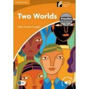 Two Worlds Level 4 Intermediate by Helen Everett-Camplin