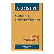 Noul cod civil. Codul de procedura civila actualizat 8 mai 2012