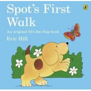 Spot's First Walk by Eric Hill