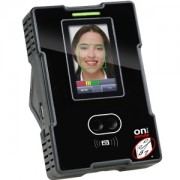 Sistema de control de asistencia de personal NATIONAL SOFT On The Minute - 300 usuarios, Negro