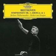 L Van Beethoven - Symphonies No.3- Eroica& (0028947771579) (1 CD)
