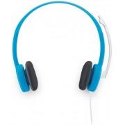 Casti cu Microfon Logitech H150 (Albastre)