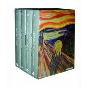 Edvard Munch Complete Paintings: v. 1-4 by Gerd Woll