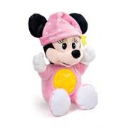 Clementoni Disney Baby – Bébé Minnie Mouse en peluche Sweet Dreams