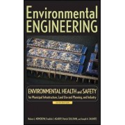 Environmental Engineering: Environmental Health and Safety for Municipal Infrastructure, Land Use and Planning, and Industry v. 3 by Nelson Leonard Nemerow