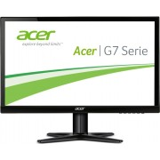 Monitor Acer G227HQLAbid, IPS LED, 21.5 (55 cm), Format: 16:9, Resolution: Full HD (1920x1080), Response time: 4 ms, Contrast: 100M:1, Brightness: 250 cd/m2, Viewing Angle: 178°/178°, VGA, DVI, HDMI, Zero Frame, Acer ComfyView, Acer EcoDisplay, Acer