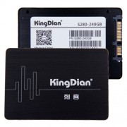 Kingdian S280 240GB 2.5 inch Solid State Drive / SATA III Hard Disk for Desktop / Laptop Size: 100.2x69.8x7mm