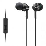Sony Headset MDR-EX110AP Svart
