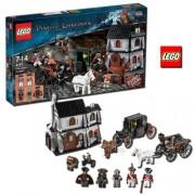 LEGO Pirates of the Caribbean The London Escape 463pieza(s) - juegos de construcción (Película, Multicolor)