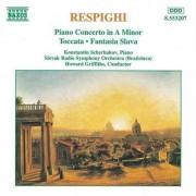 O Respighi - Piano Concerto In a Minor (0730099420723) (1 CD)