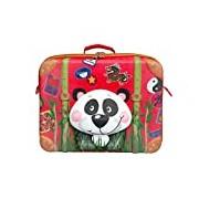 Wildpack Panda Suitcase