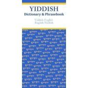 Yiddish-English / English-Yiddish Dictionary & Phrasebook by Vera Szabo