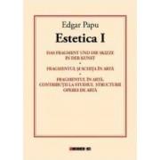 Estetica I - Edgar Papu