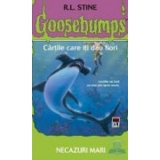 Goosebumps - Necazuri mari - R.L. Stine