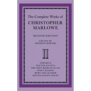 The Complete Works of Christopher Marlowe 2 Volume Paperback Set by Fredson Bowers