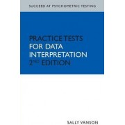Succeed at Psychometric Testing: Practice Tests for Data Interpretation by Sally Vanson