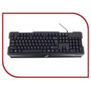 Клавиатура Genius Keyboard KB-210 Black USB
