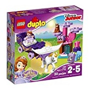 LEGO 10822 DUPLO Sofia the First Magical Carriage Construction Set