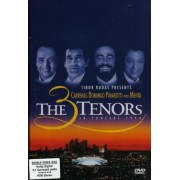 Carreras,Domingo,Pavarotti with Mehta - The 3 Tenors in concert 1994 (DVD)