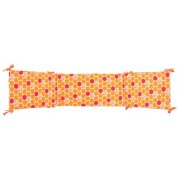 Nattou 181419 Jungle - Sponda paracolpi, colore: Arancione