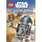 LEGO Star Wars: 2-in-1 Flip Over Reader: R2-D2 the Brave/Han Solo's Adventures by EGMONT UK LTD
