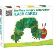 World of Eric Carle the Very Hungry Caterpillar Flash Cards by Eric Carle