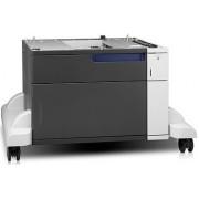 HP - LaserJet Alimentador 1x500-sheet de hojas y soporte - 10448005