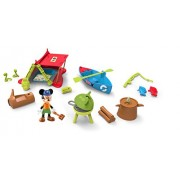 IMC Toys 182042MM1 - Set Costruzioni Mmch Camp Site Adventure