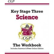 KS3 Science Workbook (with Answers) by Paddy Gannon