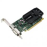 PNY NVIDIA QUADRO K620 Carte Graphique Professionnelle 2 Go GDDR3 PCI-Express Low Profile 4K DP + DVI/VGA (VCQK620-PB)