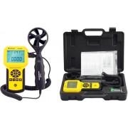 HOLDPEAK 836A Digitális szélerősség és hőmérsékletmérő 0-45msec 0C-45C.