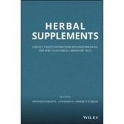 Herbal Supplements by Amitava Dasgupta