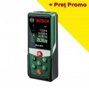 BOSCH PLR 30 C Telemetru cu laser cu Bluetooth