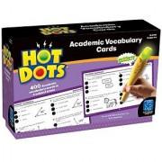 Educational Insights Hot Dots Academic Vocabulary Card Sets- Grades 4-6