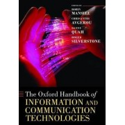 The Oxford Handbook of Information and Communication Technologies by Robin Mansell