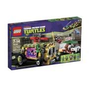 LEGO 79104 Mutant Ninja Turtles La Shellraiser Calle Caza Lego Mutant Ninja Turtles (jap?n importaci?n)